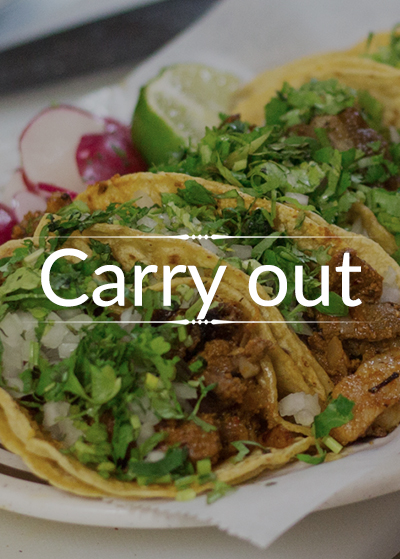 Carry Out La Posada