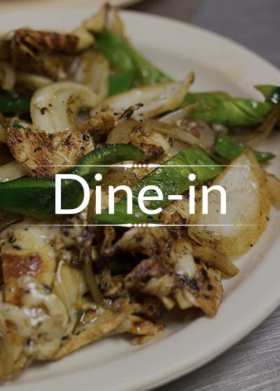 Dine-in La Posada